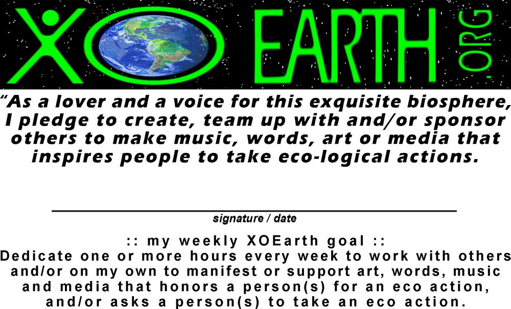 XOEarth Honors Pledge Card Back 1000x605